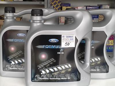 Моторно масло – Ford Formula F