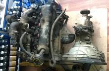 Мотор + скорости /за части/
